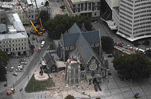 220px-ChristChurch_Cathedral_-_2011_earthquake_damage